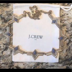 Super Cute j Crew necklace!!  EUC!!